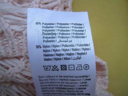 Красивый ажурный свитер, кофточка , джемпер с укороченным рукавом , р. М, Vila . Пирятин, Полтавская область. фото 4
