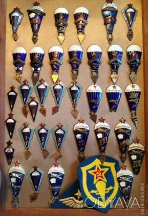 Нагрудные знаки,награды СССР (военные , гражданские , ведомственные). Статуэтки