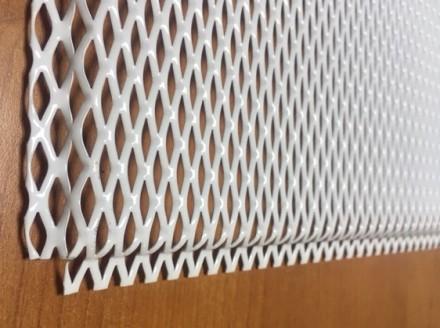 Сетчатые плиты Армстронг, перфорированные плиты, металлические перфорированные. Киев. фото 1