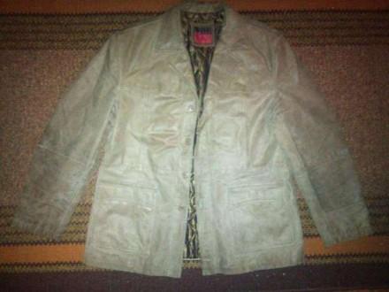 Куртка кожаная курточка. Овруч. фото 1