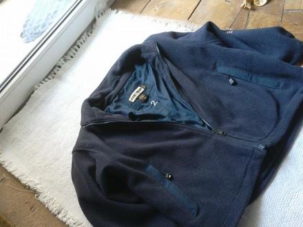 флісова курточка-підстьожка. Львов. фото 1