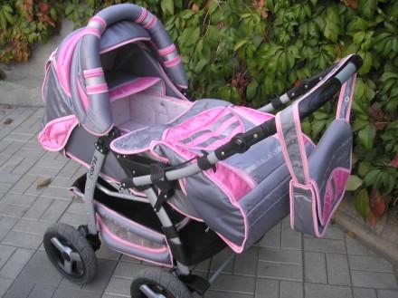 Детской коляске вторую жизнь.. Днепр. фото 1