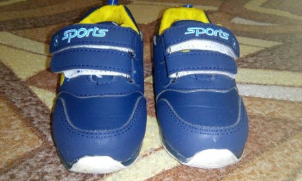 Продам кроссовки на мальчика. Запорожье. фото 1