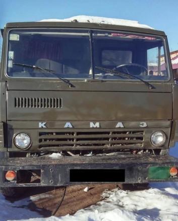Продаем самосвал КАМАЗ 5511, 10 тонн, 1991 г.в.. Киев. фото 1