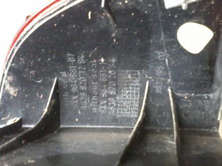 Продам задние стопы на мерседес вито /виано.639 оригинал могу переслать.звоните.. Чернигов, Черниговская область. фото 6