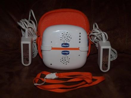 Двусторонняя цифровая радионяня Chicco Ultra Compact. Купянск. фото 1