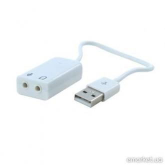 Звуковая карта USB. Чернигов. фото 1