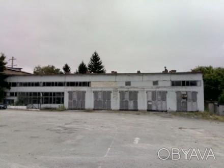 Сдам боксы, цех, гаражи, открытую площадку, офисы в пгт Кринички