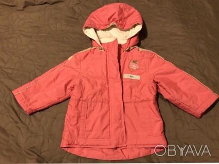 Демисезонная курточка весна/осень 86р Ветровка, куртка легкая