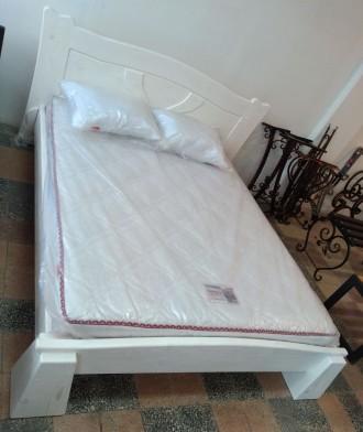Ліжко букове. 160*200 см. Виготовляємо односпальні, двоспальні, дитячі, двоярус. Самбор, Львовская область. фото 9