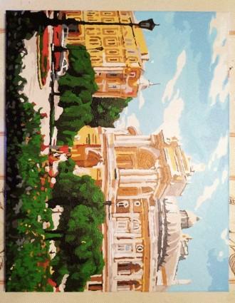 Бывает, что Вам дарят картину по номерам, а у Вас нет времени для рисования или . Днепр, Днепропетровская область. фото 8