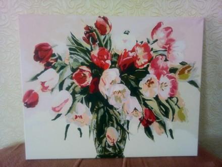 Бывает, что Вам дарят картину по номерам, а у Вас нет времени для рисования или . Днепр, Днепропетровская область. фото 6