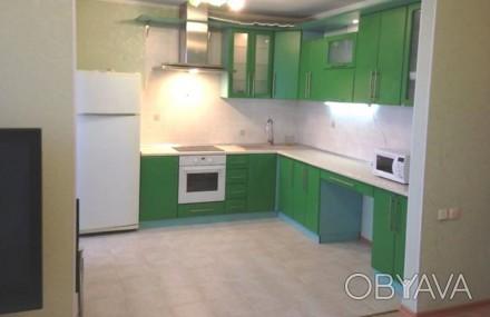 Аренда 1 к квартиры-студио в новом доме, ул. Верховинная, 37, метро Житомирская