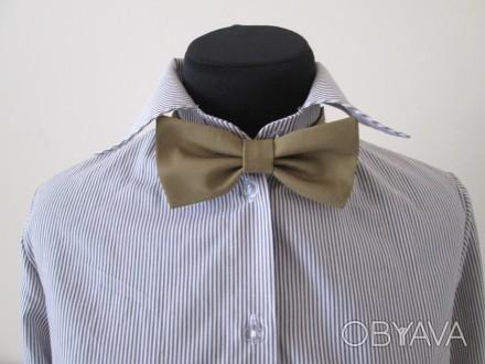 Рубашка с длинным рукавом который можно подкачать. Рубашка в классическом стиле. Винница, Винницкая область. фото 1