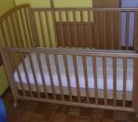 Продам кроватку детскую Pali (Италия) в прекрасном состоянии. Харьков. фото 1