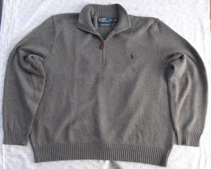 Мужской свитер кофта POLO Ralph Lauren. Измаил. фото 1