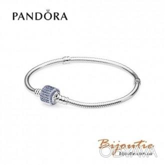 ᐈ Pandora браслет 590723ncb серебро 925 кубический цирконий пандора