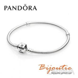 ᐈ Pandora браслет 590702hv серебро 925 пандора оригинал ᐈ киев