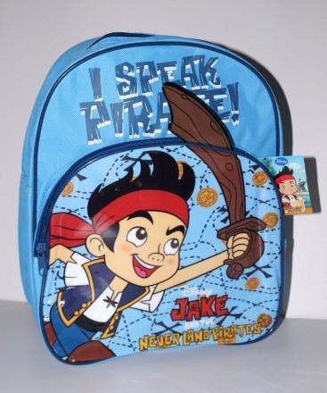Рюкзак детский для дошкольника пират Jake. Киев. фото 1