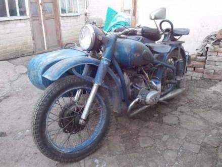 Урал М-61 Ирбит 1961 года. Харьков. фото 1
