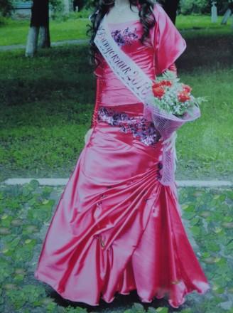 Выпускное платье. Сахновщина. фото 1