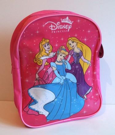 Рюкзак детский для дошкольника с Принцессами - розовый. Киев. фото 1
