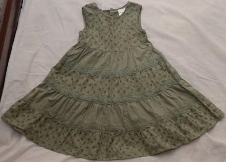 *Платье для девочки