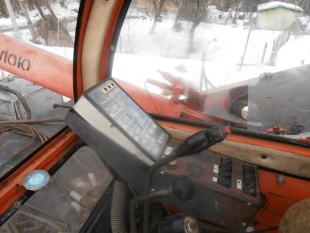 Продаем автомобильный кран Ульяновец МКТ-25.1 на шасси КАМАЗ 53215, 2006 г.в. Ме. Киев, Киевская область. фото 10