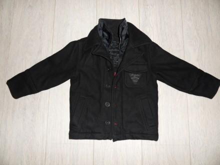 Пальто детское стильное. Лубны. фото 1