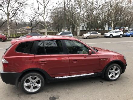 Предлагаю к продаже автомобиль BMW X3 e83 2005 года выпуска. Один хозяин. Машин. Одесса, Одесская область. фото 3