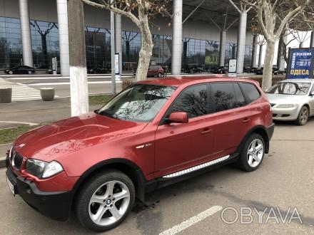 Предлагаю к продаже автомобиль BMW X3 e83 2005 года выпуска. Один хозяин. Машин. Одесса, Одесская область. фото 1