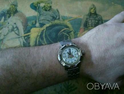 Часы Наручные - Командирские - СССР !!