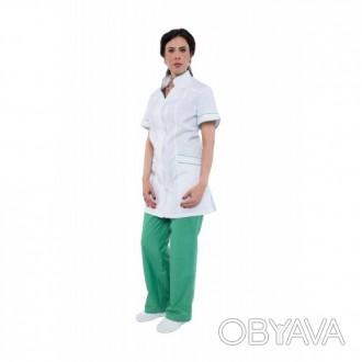 Женский рабочий модельный костюм