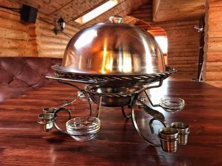 Садж для подачи и подогрева блюд приготовленных на огне  Характеристики: - Ди. Днепр, Днепропетровская область. фото 6