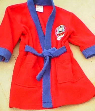 Халат  детский флис. Кременчуг. фото 1