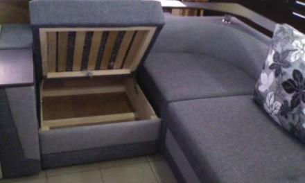 Габаритные размеры Длина дивана-255.0(см) Глубина дивана-185.0(см) Высота пос. Чернигов, Черниговская область. фото 7