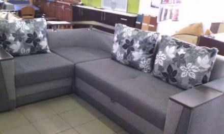 Габаритные размеры Длина дивана-255.0(см) Глубина дивана-185.0(см) Высота пос. Чернигов, Черниговская область. фото 3