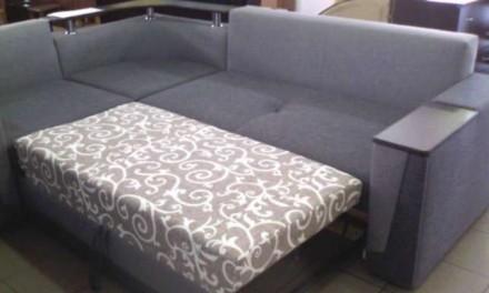 Габаритные размеры Длина дивана-255.0(см) Глубина дивана-185.0(см) Высота пос. Чернигов, Черниговская область. фото 8