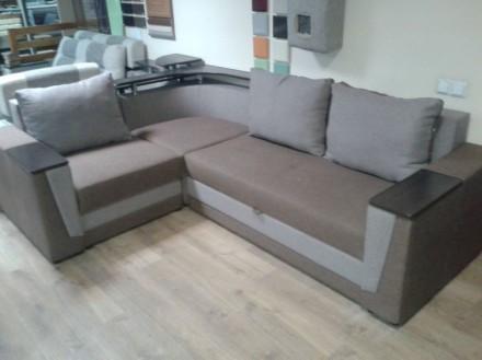 Габаритные размеры Длина дивана-255.0(см) Глубина дивана-185.0(см) Высота пос. Чернигов, Черниговская область. фото 5