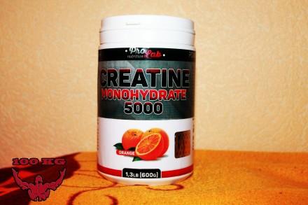 Креатин моногидрат ProLab nutrition    600г 159 грн.. Миргород. фото 1