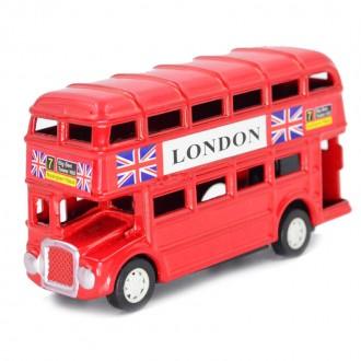LONDON (Лондон) двухэтажный автобус - точилка. Харьков. фото 1