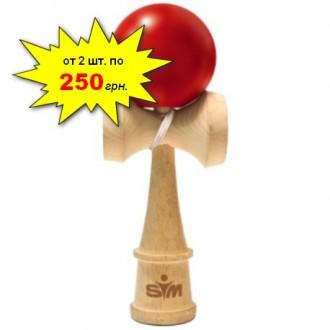 Kendama - кендама популярная во всем мире игрушка-тренажер. Кривой Рог. фото 1