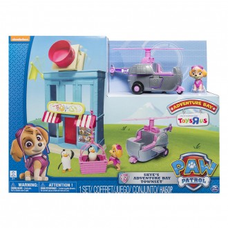 Paw Patrol Приключения Скай Skye´s Adventure Bay Town Playset. Киев. фото 1