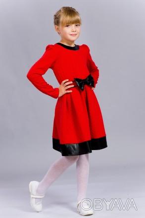 Красивое платье на рост 110-122.