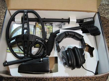 Garrett AT Pro International + навушники Виробництво США Товар новий Гарантія. Самбор, Львовская область. фото 5