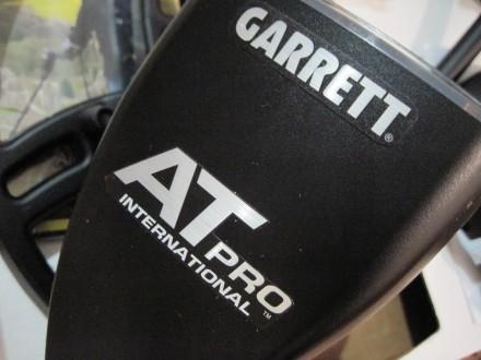Garrett AT Pro International + навушники Виробництво США Товар новий Гарантія. Самбор, Львовская область. фото 6