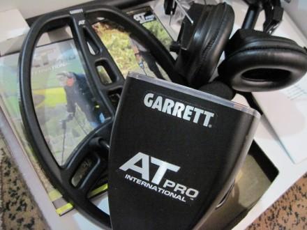 Garrett AT Pro International + навушники Виробництво США Товар новий Гарантія. Самбор, Львовская область. фото 7