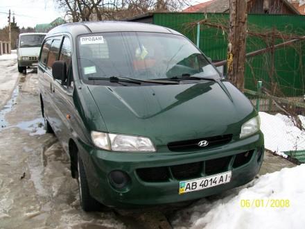 продам hundai-h1грузовой.. Вінниця. фото 1