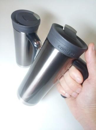 Велика (591 мл) термокружка SnapSeal Superior  від американського бренду Contigo. Николаев, Николаевская область. фото 4