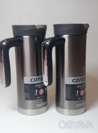 Велика (591 мл) термокружка SnapSeal Superior  від американського бренду Contigo. Николаев, Николаевская область. фото 1